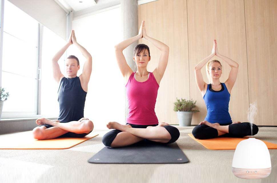 maseŵera a yoga