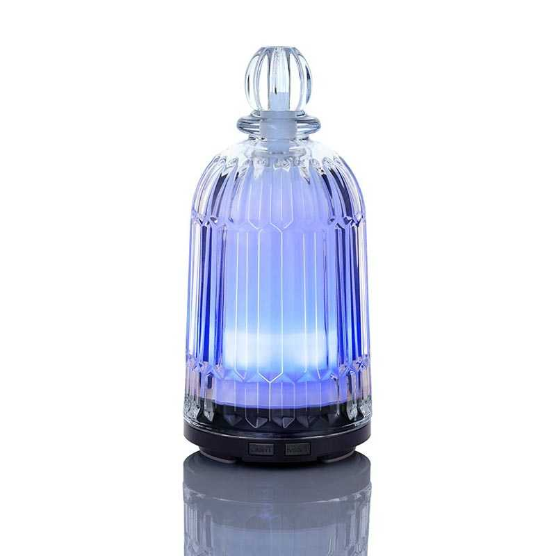 SP-G38 120ml Handmade Glass Ultrasonic Aroma Diffuser
