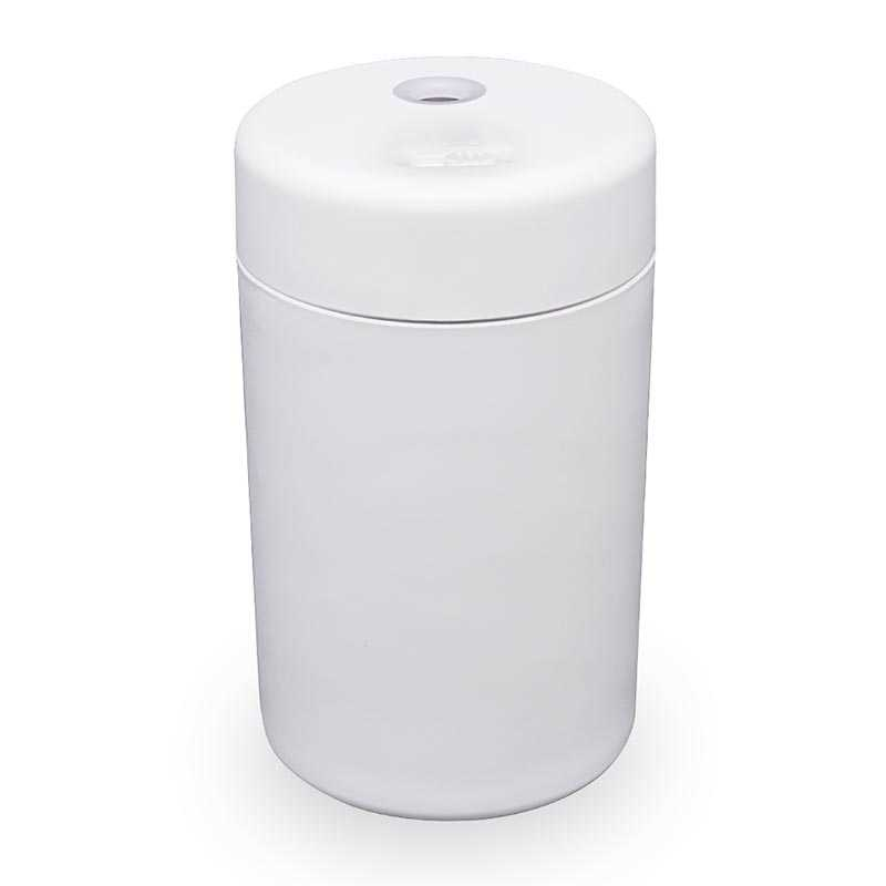 SP-E019 dry batteries operated micro mist waterless essential oil diffuser