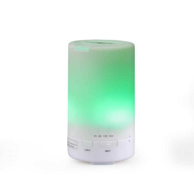 SP-USB04 50ml USB Aroma Diffuser Ultrasonic Car Humidifier