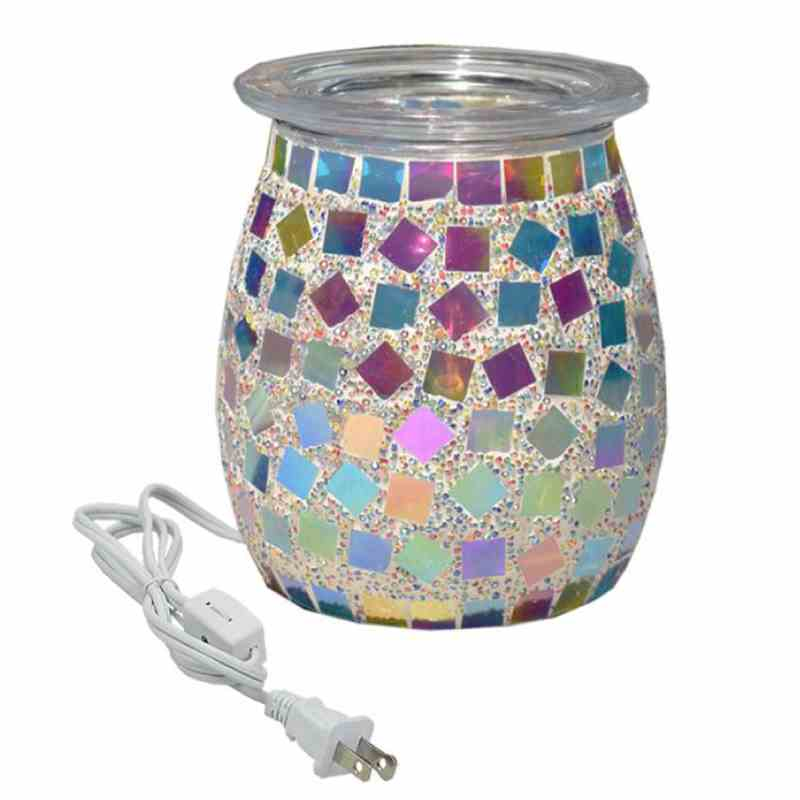 SP-WBL06-S glass decorative home fragrance aromatherapy household electric oil burner