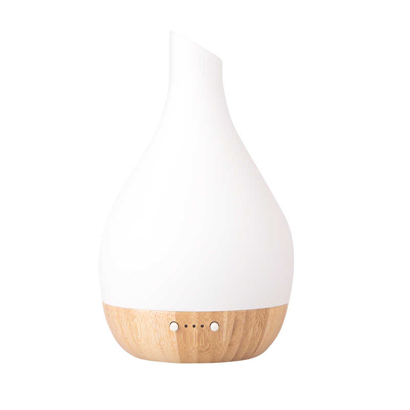 SP-G03 180ml bamboo glass aroma diffuser