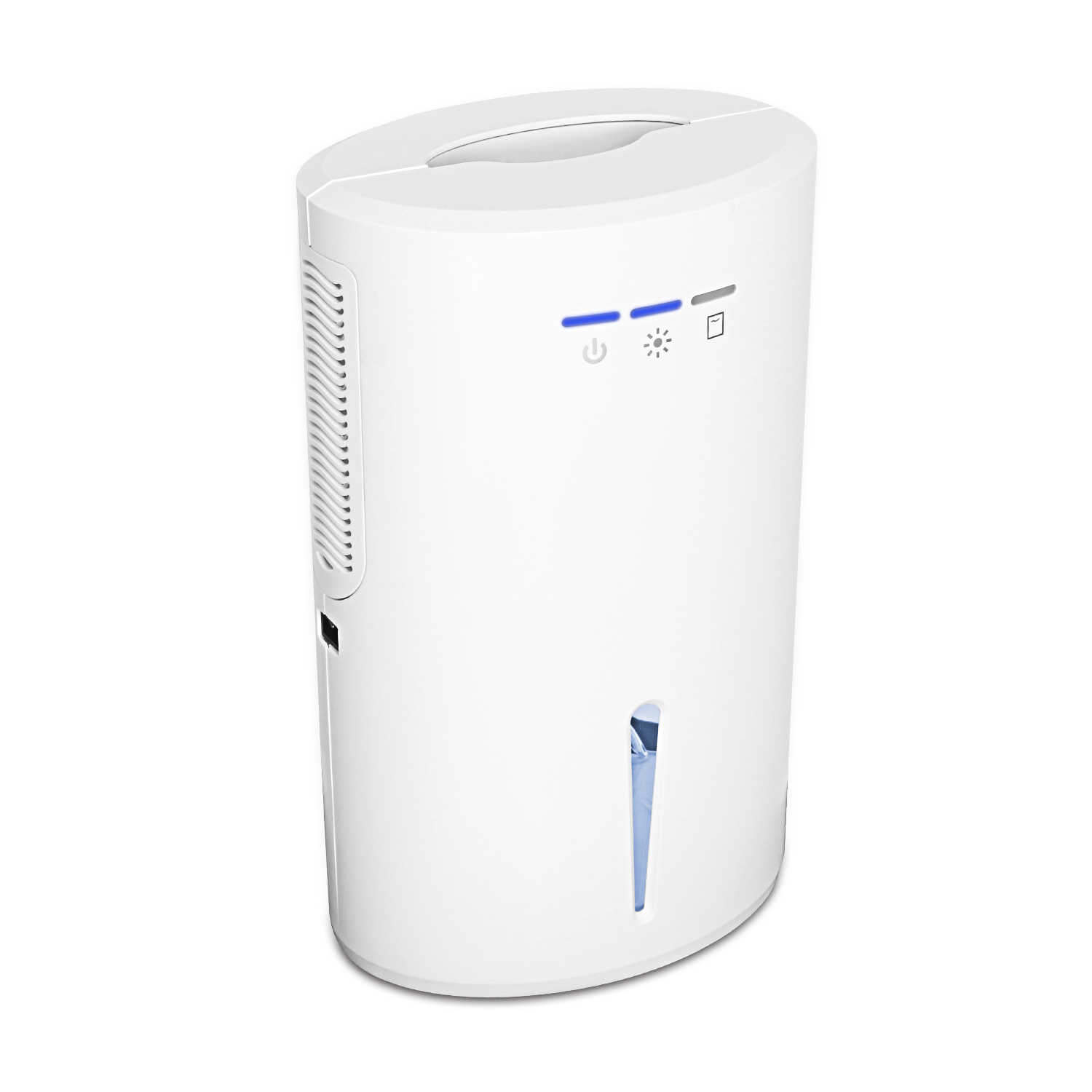 Portable ultra-silent moist air, bedroom, kitchen, office, wardrobe home dehumidifier
