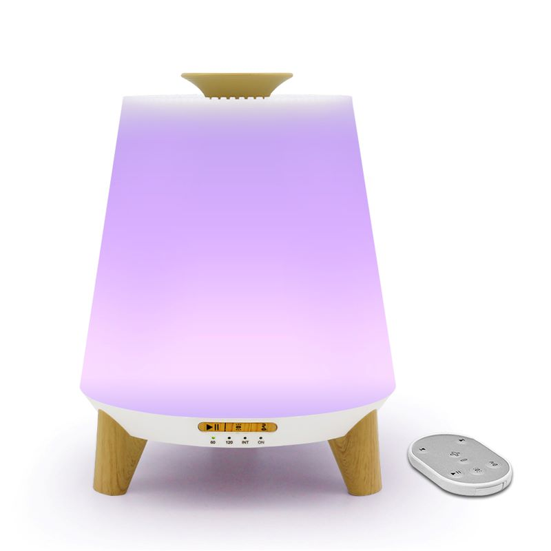 SP-L29 Soicare remote control 300ml smart home essential oil bluetooth music speaker aromatherapy diffuser