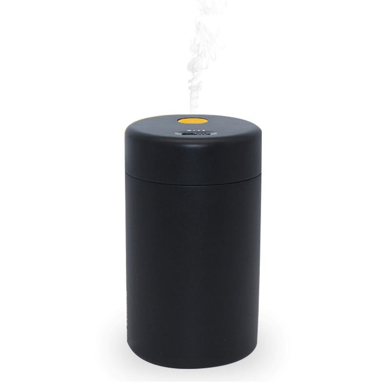 """SP-E019 """"SOICARE"""" sausųjų baterijų valdomas bevandenio eterinio aliejaus difuzorius"""